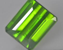 Tourmaline 1.34 Cts Virid green Step cut BGC837