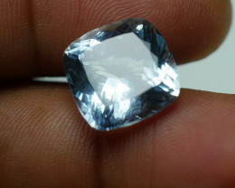 7.575 CRT BEAUTY CUT AQUAMARINE-