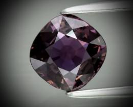 Nice!  1.00Ct  Unheated Pinkish Purple Sapphire