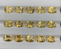 29.24 CT Citrine Gemstones Parcel