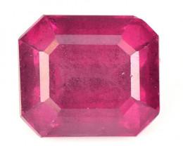 2.29 Cts Unheated Natural Purple Rhodolite Garnet Gemstone
