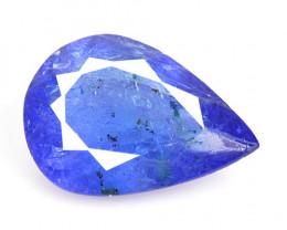 1.44 Cts Amazing rare Violet Blue Color Natural Tanzanite Gemstone