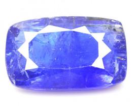7.27 Cts Amazing rare Violet Blue Color Natural Tanzanite Gemstone