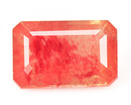 1.03 Cts Amazing Rare Natural Red Andesine Loose Gemstone