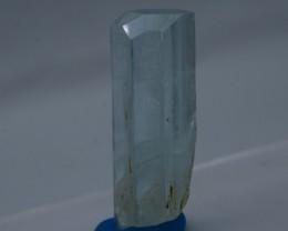 Aquamarine Crystal 87.75 Ct Natural Aquamarine