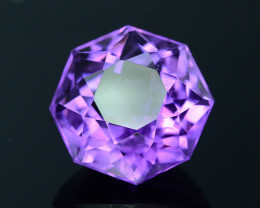 Amazing Cut 8.70  ct Attractive Amethyst