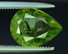 Top quality 1.95 ct Attractive Pair Cut Peridot~ ST
