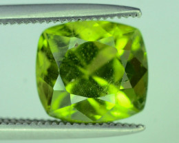 Top quality 3.00 ct Attractive  Cut Peridot~ ST