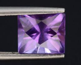 2.70 CT Natural Gorgeous Color Fancy Cut Amethyst ~ T