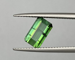 Natural Green Tourmaline 1.40 Cts Good Quality Gemstone