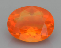 Rare 1.85 ct Mexican Fire Opal SKU.9