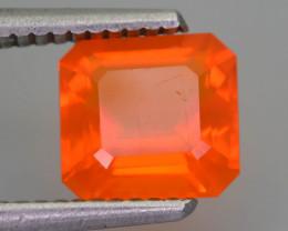 Rare 1.45 ct Mexican Fire Opal SKU.9