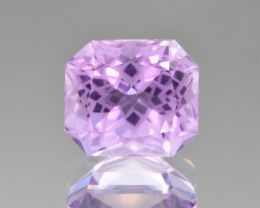 Natural  Amethyst 7.28 Cts Precision Cut Gemstone