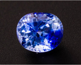 Sapphire 1.30 ct  Sri Lanka GPC Lab