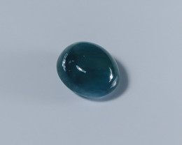 4.38ct Lab Certified Natrual Blue Sapphire