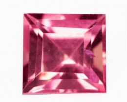 0.66 Cts Unheated Pink Color Natural Tourmaline Gemstone