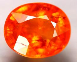 Fanta Garnet 4.40Ct Natural Orange Fanta Garnet E1415/B34