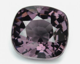 1.31 Cts Un Heated Very Rare Purple Pink Color Natural Spinel Gemstone