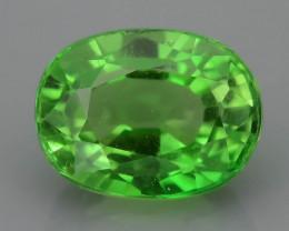 Tsavorite Garnet AAA Grade 1.14 ct Forest Green SKu-9