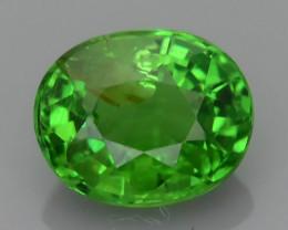 AAA Grade 1.29 ct Forest Green Tsavorite Garnet SKu-9