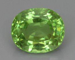 Top Grade 3.10 ct Mint Green Garnet SKu-41