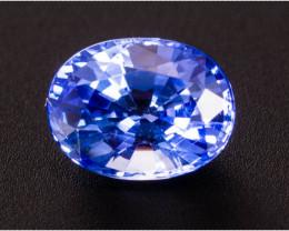 Sapphire 1.10 ct  Sri Lanka GPC Lab