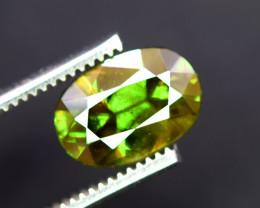 3.40 Carats Top Grade Natural Sphene Titanite From Pakistan