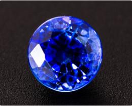 Sapphire 0.68 ct  Sri Lanka GPC Lab