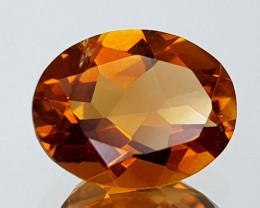 1.42Crt Madeira Citrine Natural Gemstones JI21