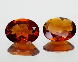 1.85Crt Madeira Citrine Natural Gemstones JI21