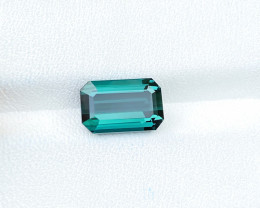 3.70 Ct Natural Blue Transparent TOP Quality Tourmaline Gemstone