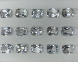 51.23 CT Topaz Gemstones parcel