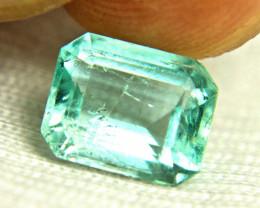 2.85 Carat Columbian Emerald - Superb