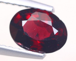 1.17ct Natural Red Spinel Oval Cut Lot D474