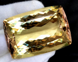 486 Carats Natural Peach Color Kunzite Gemstone