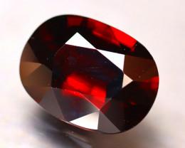 Rhodolite 6.38Ct Natural Red Rhodolite Garnet D1514/B26