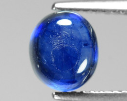 2.46 Cts Amazing Rare Natural Fancy Blue Sapphire Loose Gemstone