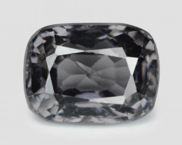 1.42  Cts Un Heated Very Rare Purple  Color Natural Spinel Gemstone