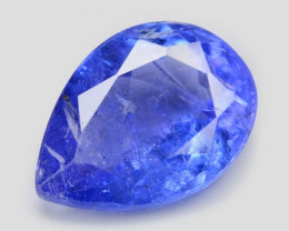 1.04 Cts Amazing rare Violet Blue Color Natural Tanzanite Gemstone