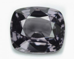 1.42 Cts Un Heated Very Rare Purple Pink Color Natural Spinel Gemstone