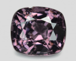 1.24 Cts Un Heated Very Rare  Pink Color Natural Spinel Gemstone
