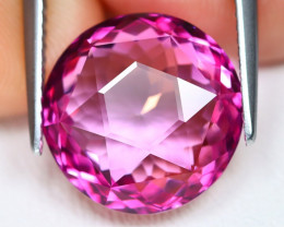Pink Topaz 9.95Ct VVS Master Cut Natural Pink Color Topaz AT0156
