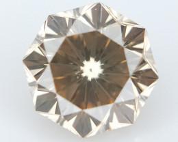0.29 CTS,  Rarest Cut Diamond , Octagonal Cut Diamond , Fancy Colored
