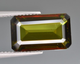 Natural Color Changing Chrome Sphene 0.00 Cts from Skardu, Pakistan
