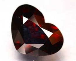 Almandine 8.34Ct Natural Vivid Blood Red Almandine Garnet DR464/B26