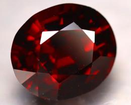 Almandine 8.72Ct Natural Vivid Blood Red Almandine Garnet ER354/B26