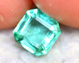 Emerald 1.12Ct Natural Zambia Green Emerald ER366/A33