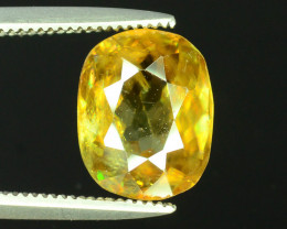 Rare AAA Fire 2.60 ct Sphene