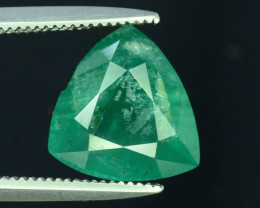 Top Color 2.45 ct Zambian Emerald