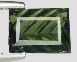 1.08 Cts AAA Grade Sparkling Tourmaline ~ Mozambique TR40